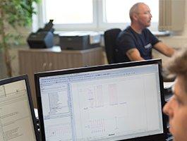 Elektroprojektierung bei Weigert Elektronik