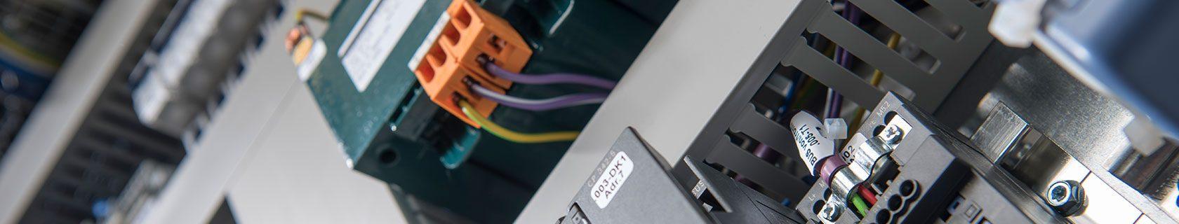 Weigert Elektronik – Leistungen in Automation