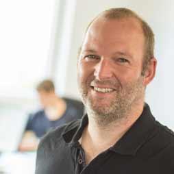 Bernd Röbke-Lange – Technischer-Leiter bei Weigert Elektronik
