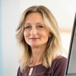 Irina Schimpf – Assistenz der Geschäftsführung bei Weigert Elektronik