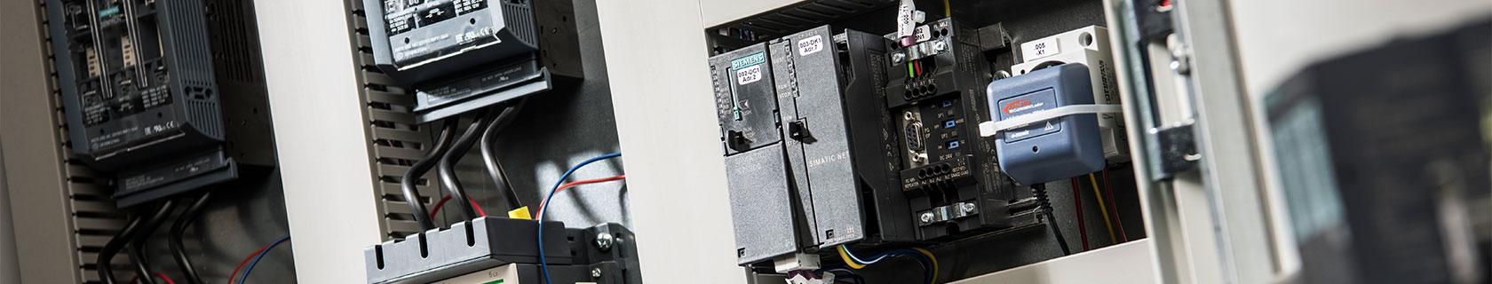 Ihr starker Partner im professionellen Schaltanlagenbau – Weigert Elektronik