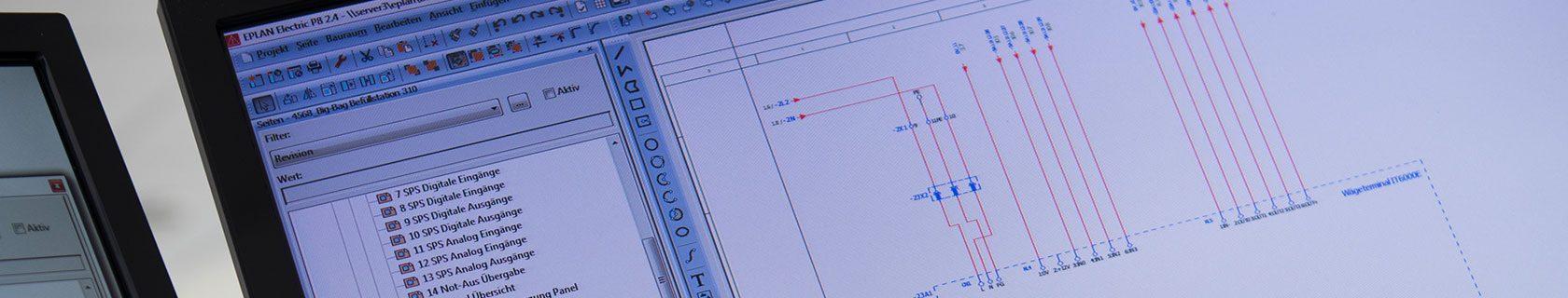 Wir bieten Jobs als Projektleiter / Programmierer im Schaltanlagenbau (m/w)
