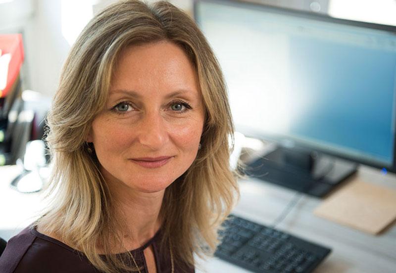 Assistenz der Geschäftsführung Irina Schimpf von Weigert im Interview