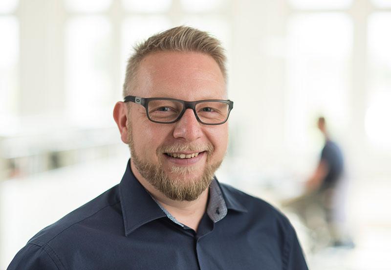 Vertriebsleiter Markus Nerge von Weigert im Interview