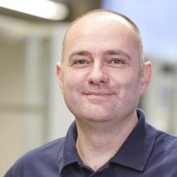 Prijektleiter Stephan Grzebyta