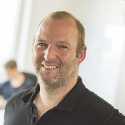 Technischer Leiter Bernd Roebke-Lange